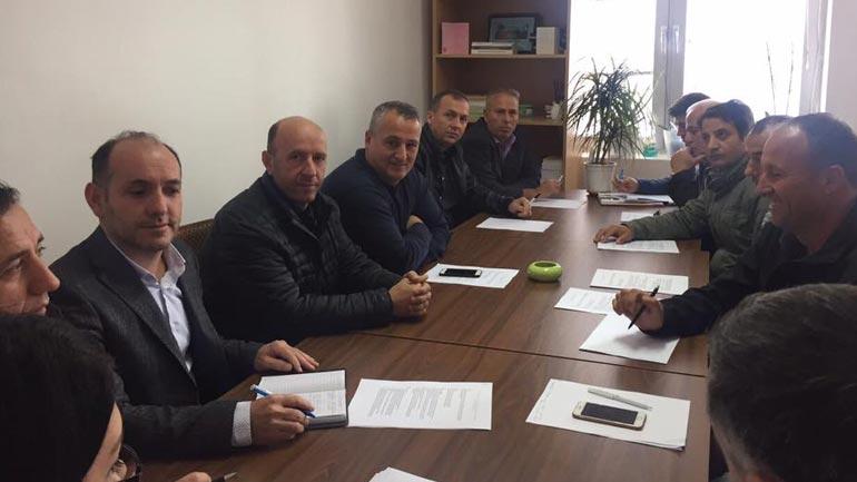 Abdyl Misini u zgjodh kryetar i Këshillit të Prindërve