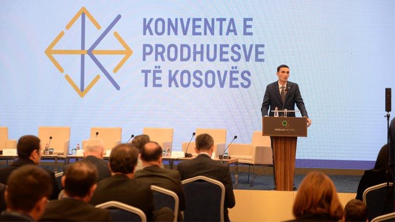 Ministri Shala: Patriot është ai që sot hap vende të reja të punës dhe konsumon produkte vendore