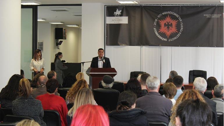 Haziri: Pas 550- vjetëve, motivi, lufta dhe kyengritja jonë ka qenë e lidhur me Skënderbeun