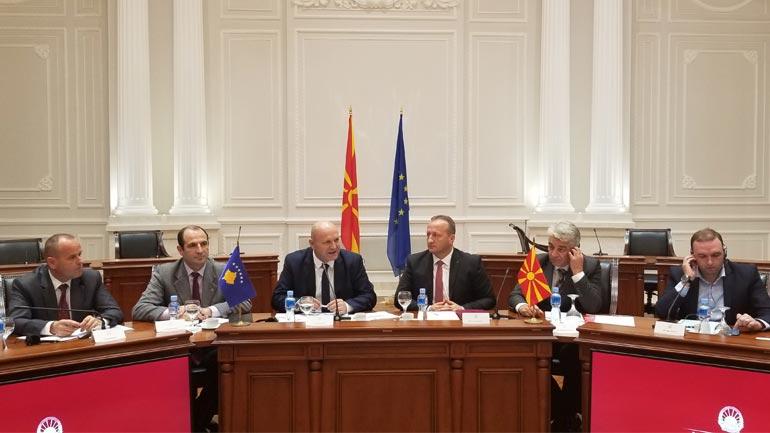 Nënshkruhet Memorandum Bashkëpunimi në mes të Kosovës dhe Maqedonisë