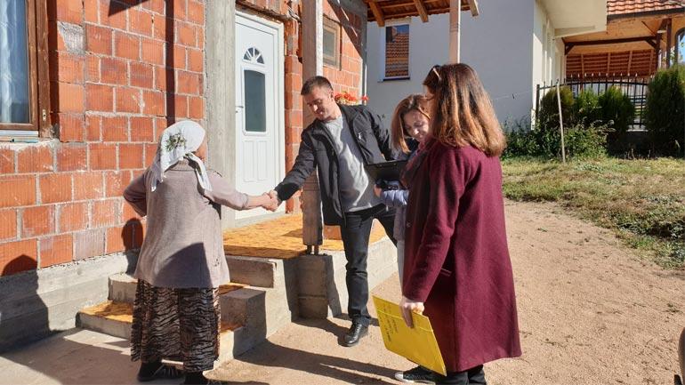 NOPM po vazhdon me ofrimin e ndihmës dhe shërbimeve për persona në nevojë