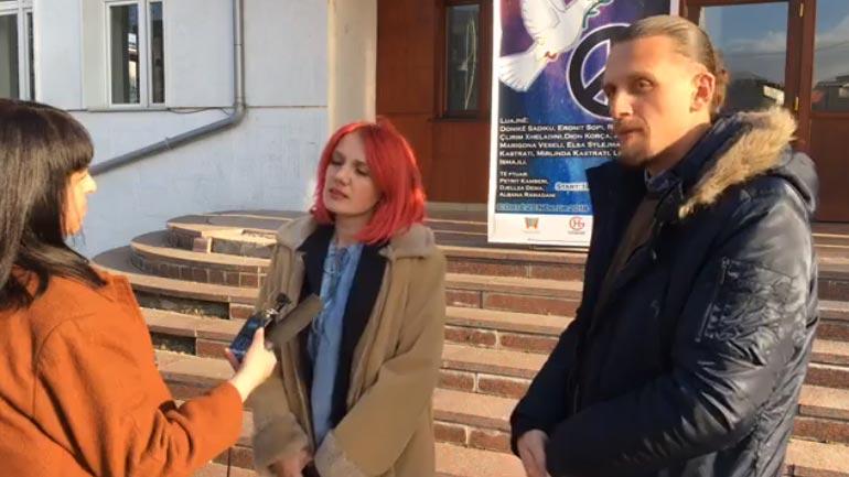 """""""Gjashtëmbëdhjetë ditët e aktivizimit kundër dhunës në baza gjinore"""""""