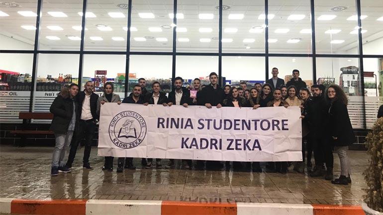 Rinia Studentore – Kadri Zeka shënon 28 Nëntorin!