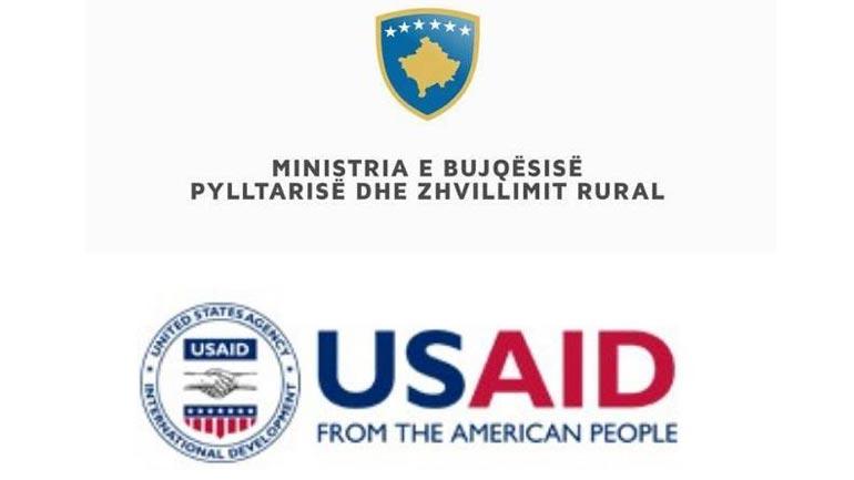 MBPZHR dhe USAID mbështesin projektin për zhvillim në bujqësi