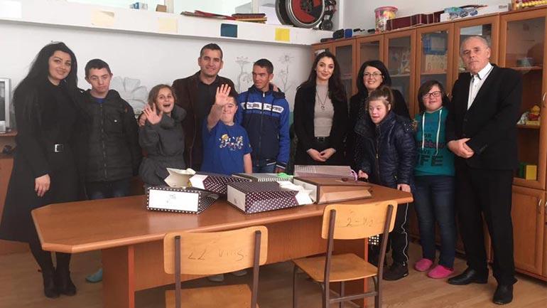 Komuna e Vitisë shënon Ditën Ndërkombëtare të Fëmijëve