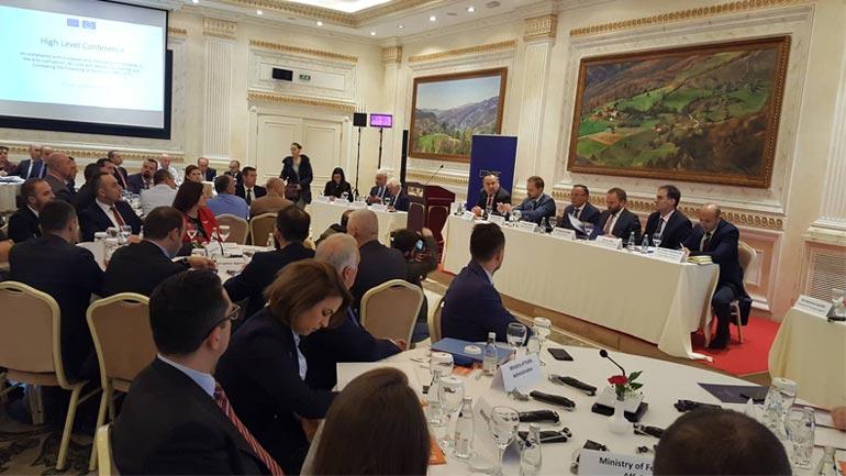 Zëvendësministri Zeka morri pjesë në konferencën e organizuar nga projekti i KE-së