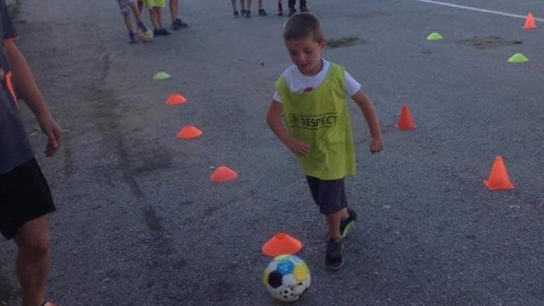 Vogëlushi Lion Ajvazi, tërheq vëmendjen e shkollave turke të futbollit