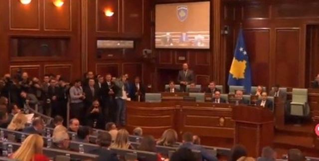 Deputetët votojnë Projektligjin për Ministrinë e Mbrojtjes