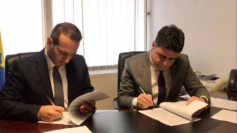 Luksemburgu mbështetë Gjilanin në reformën e arsimit dhe aftësimit profesional