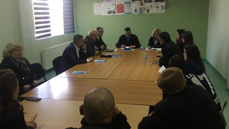 Arifi: Komuna duhet të shqyrtojë seriozisht kërkesat dhe nevojat e Handikos-it