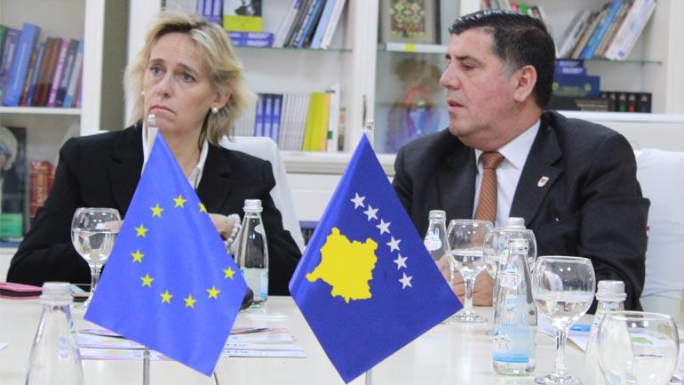 ALDA konfirmon mbështetjen për Gjilanin dhe komunat tjera në zhvillim ekonomik
