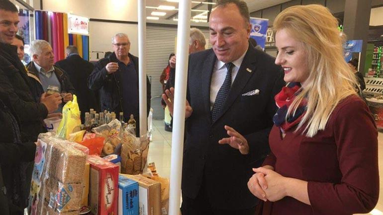 Zëvendësministrja e MTI-së, Arbëreshë Krasniqi apelon për konsumim të sa më shumë produkteve vendore