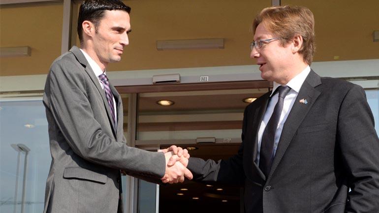 Investitorët kanadez të interesuar për sektorin mineral të Kosovës dhe thellimin marrëdhënieve ekonomike