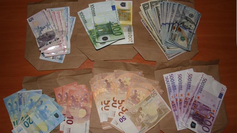 Policia e Kosovës arreston dy shtetas të huaj nën dyshimin për falsifikim të parave