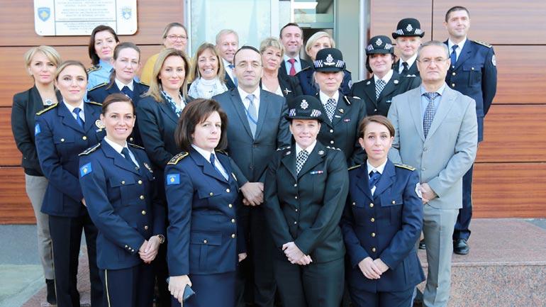 Intensifikohet bashkëpunimi ndërmjet Policisë së Kosovës dhe të Policisë së Uellsit Jugor