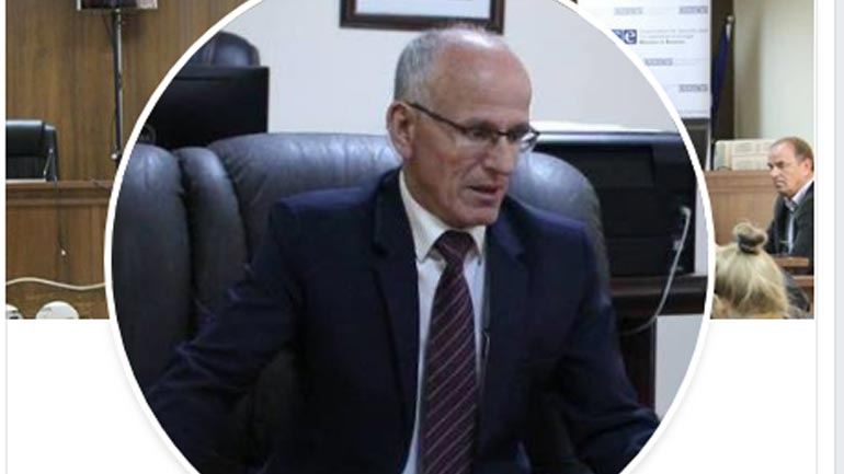 Kreu i Gjykatës nuk ka facebook, profile me emër e foto të tij nuk janë të vërtetë