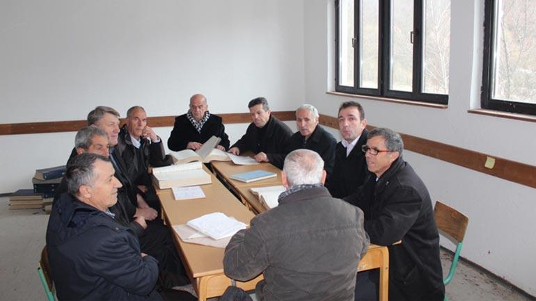 """Një vizitë Shkollës Fillore """"Skënderbeu"""" në Zarbicë"""