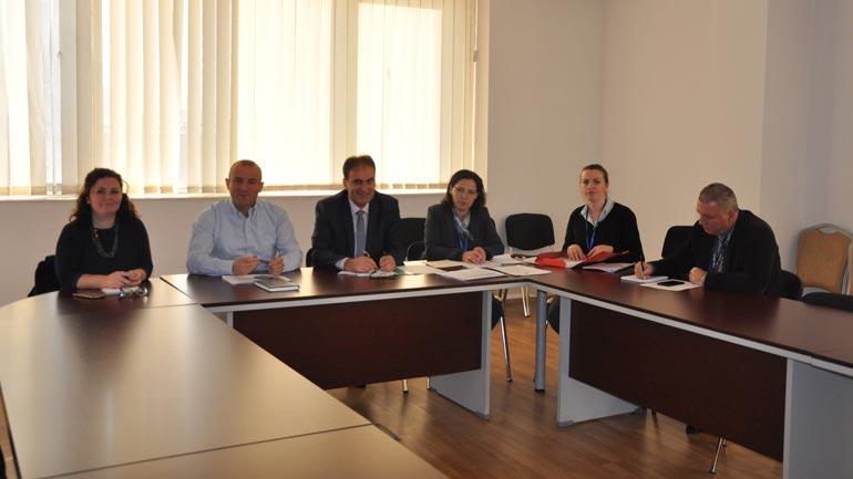U mbajt takim i grupit punues për rishikimin e planit të veprimit te Strategjisë Kombëtare për Armët e Vogla dhe të Lehta