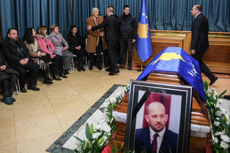 Haradinaj: Arian do të na mungosh!