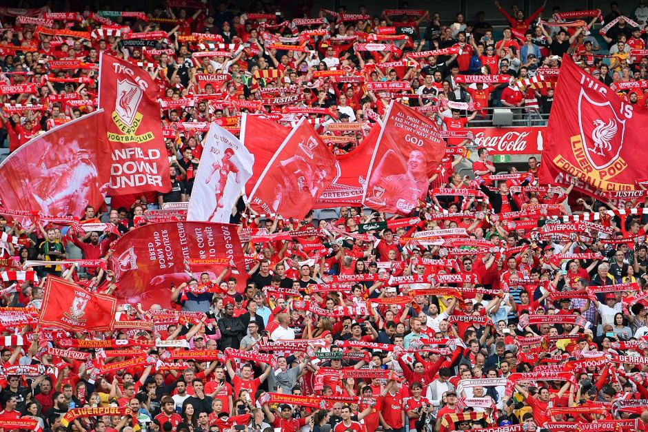Tifozët e Liverpoolit të bindur për titullin, fillojnë përgatitjet