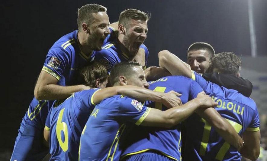 Zyrtare: Kosova ngritet për tri pozita në renditjen e FIFA-s