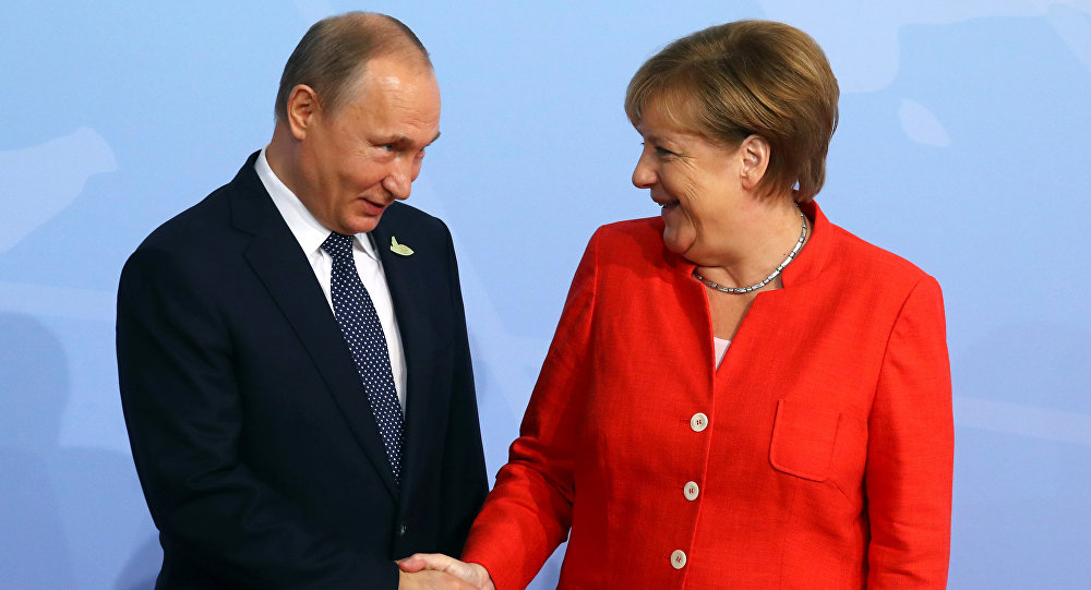 Gjermania i dhuron 12 milionë euro donacion Rusisë