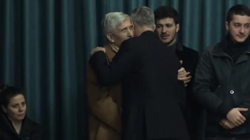 Presidenti Thaçi ngushëllon familjen Daci: Pikëllim i madh
