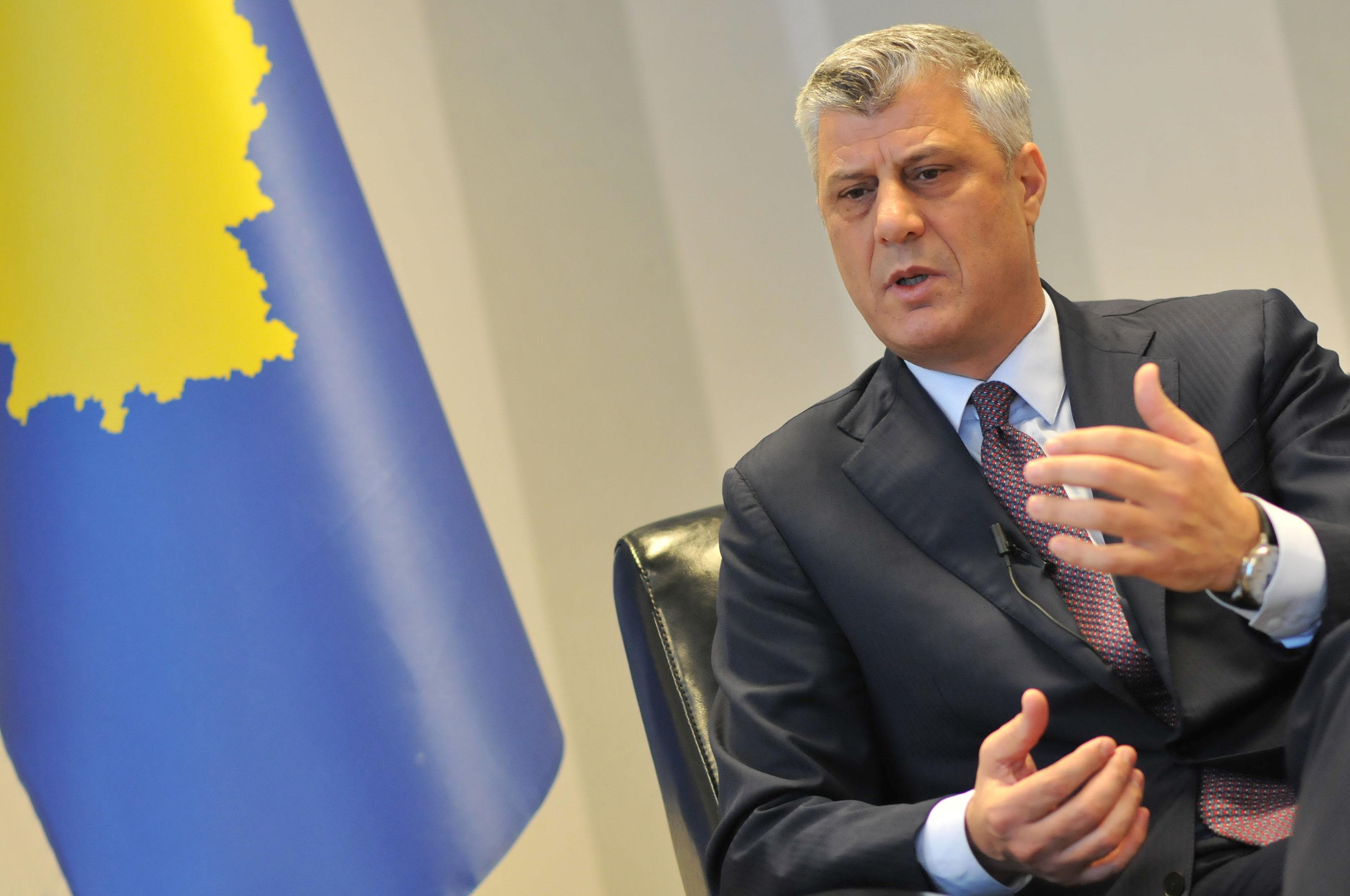 Thaçi: Kosova dëshmoi edhe një herë pjekuri të lartë politike dhe demokratike