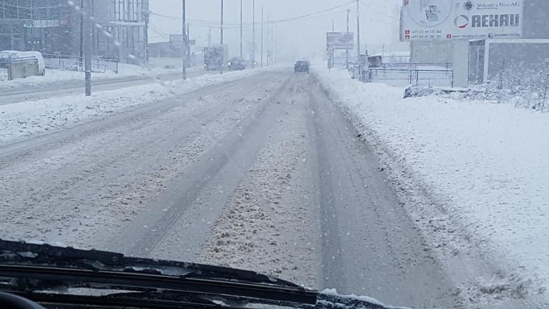 Kërkohet kujdes i shtuar nga ngasësit e automjeteve