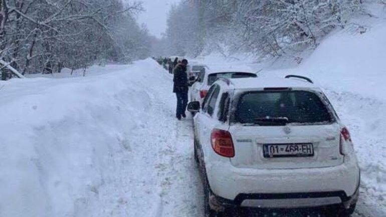 MIT: Rruga në Brezovicë deri tek qendra e skijimit, e pastruar nga bora