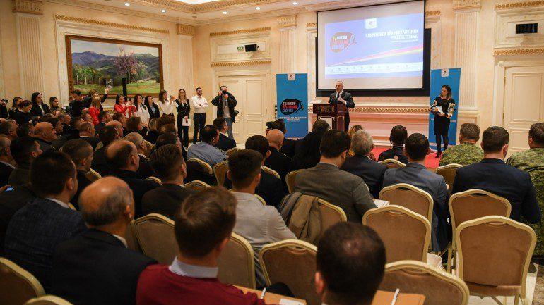 Haradinaj: Të mobilizohemi për një Kosovë të pastër