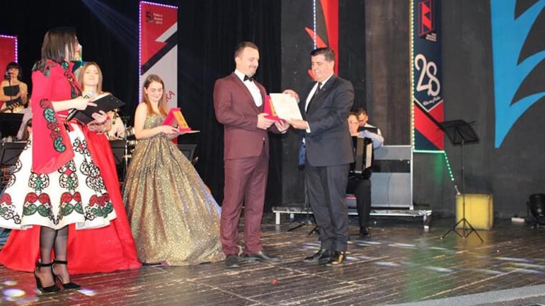 """Sokol Latifi, fitues i çmimit të parë në """"Fest Flaka 2019"""""""