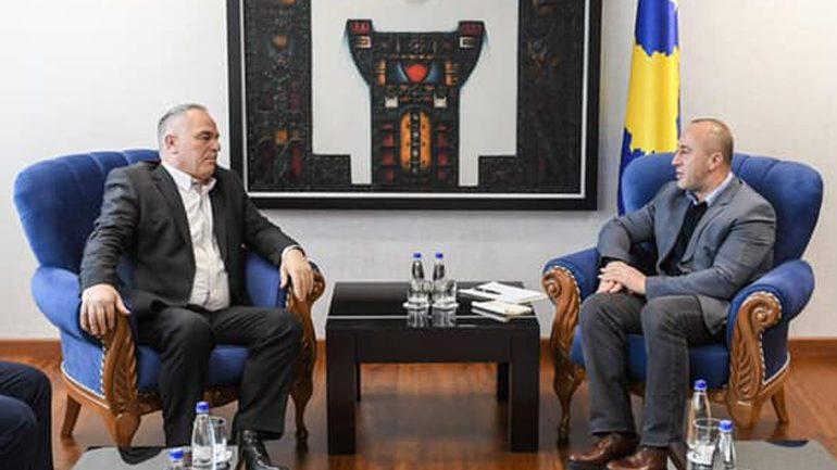 Kryeminsitri prêt në takim kryetarin e Rrjetit të Bizneseve Shqiptare në Zvicër