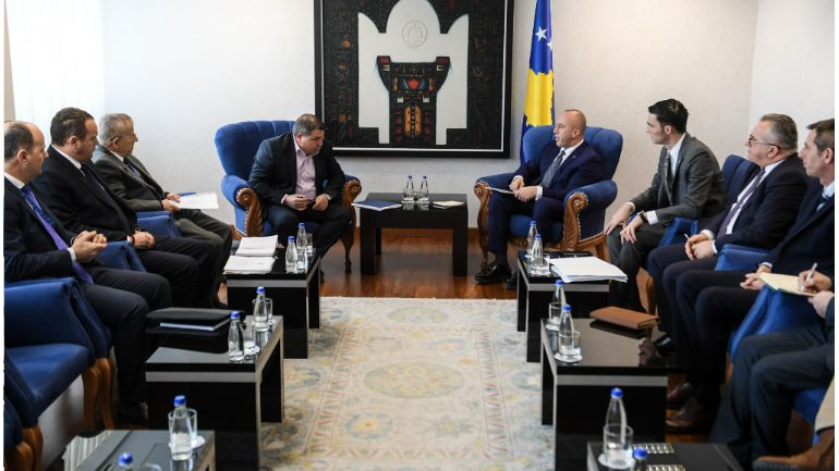 Kryeministri Haradinaj priti në takim përfaqësuesit e Shoqatës së Mullisëve të Kosovës