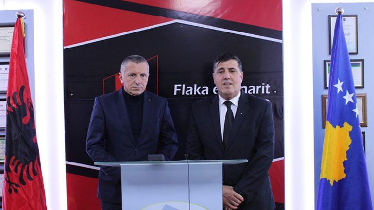 Kamberi: E falënderoj Lutfi Hazirin për qëndrimin e tij të qartë në përkrahjen e aspiratës së shqiptarëve të Luginës së Preshevës