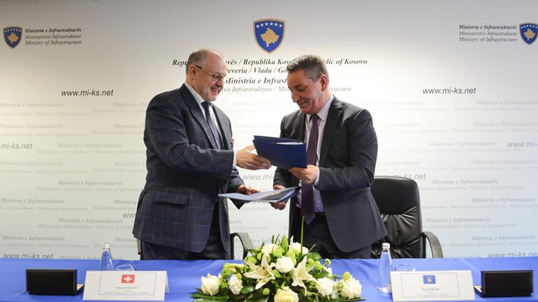 Marrëveshje bashkëpunimi me Dhomën e Tregtisë, Industrisë dhe Shërbimeve Zvicër – Kosovë