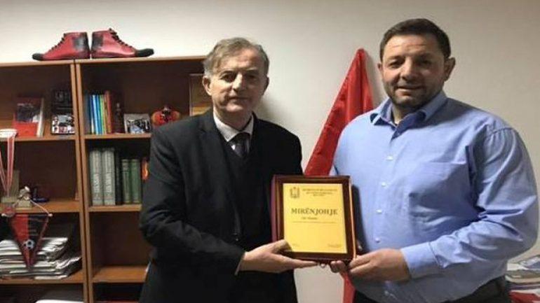 Mirënjohje për tre humanistë të komunës së Bujanocit