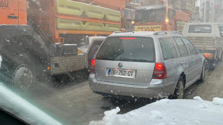 Rrugët kryesore të Gjilanit janë të kalueshme, apelohet për kujdes të shtuar