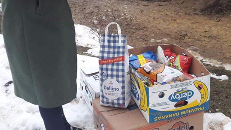 U ndihmuan 40 familje në nevojë