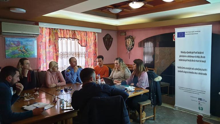 Mbahet takimi final me grupin punues për hartimin e Rregullores Komunale për të Drejtat e Fëmijëve