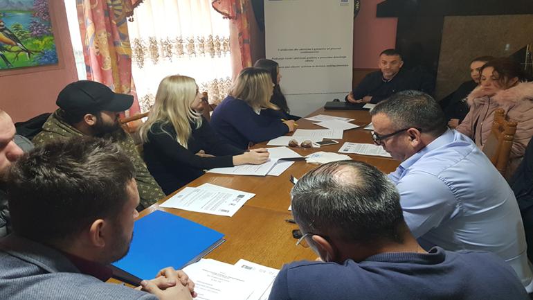 OJQ NOPM fillon zbatimin e projektit, vetëdijesimi dhe aktivizimi i qytetarëve në proceset vendimmarrëse