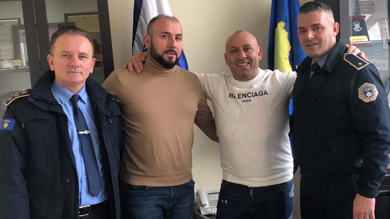 Gjithmonë me Policinë e Kosovës