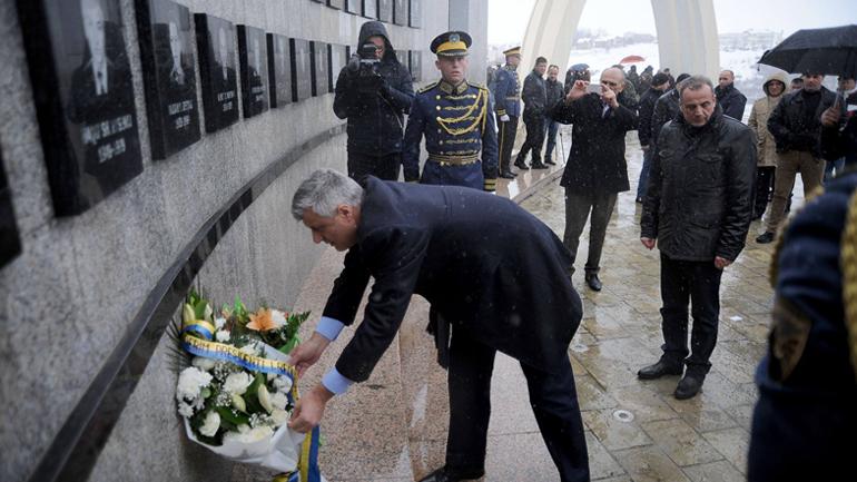 Martirët dhe dëshmorët e Reçakut janë themeli i lirisë dhe pavarësisë së Kosovës