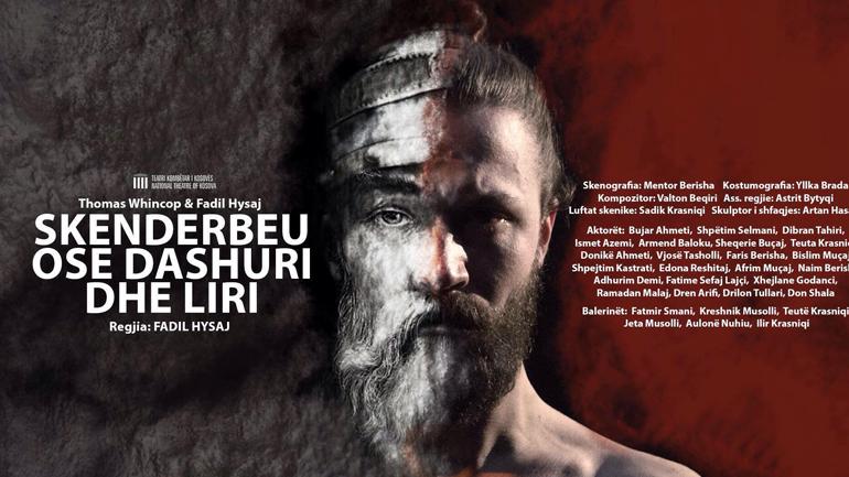 Skënderbeu në version më ndryshe