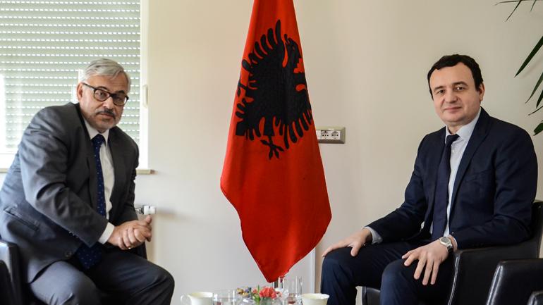 Temë diskutimi edhe dialogu me Serbinë