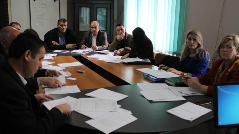 U mbajt mbledhja e parë e Komitetit për Politikë e Financa për vitin 2019