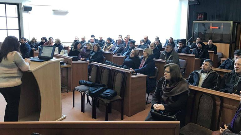 """U mbajt sesioni informues për grante të projektit """"Interdev 2"""""""