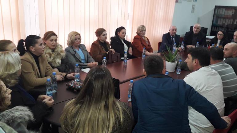 Haliti: Shëndetësisa do të jetë prioritet i qeverisë komunale