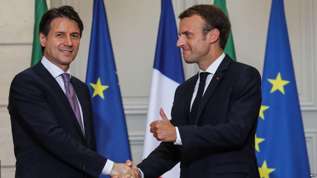 Ambasadori i Francës kthehet në Itali