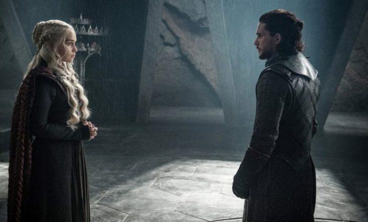"""Sezoni i fundit i """"Game of Thrones"""" nis më 14 prill"""